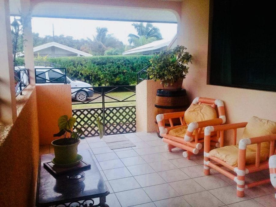 A Vendre Belle Maison Huahine