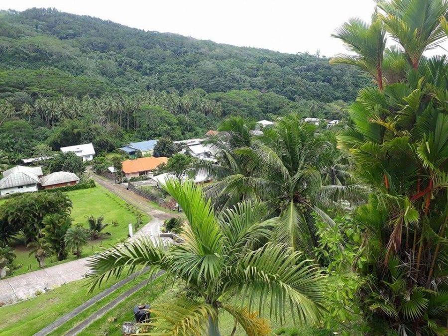 A Vendre Villa type F3 sur Raiatea