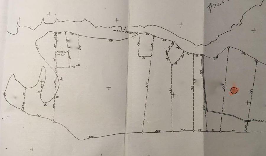 A Vendre Huahine Terrain 48 700m2 Bord de Mer