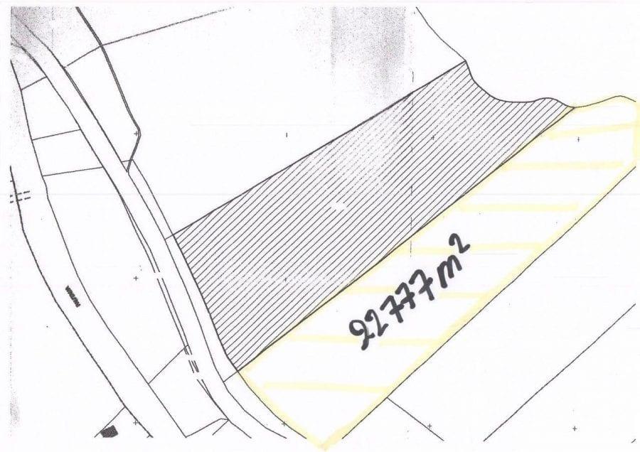 A vendre Papeete parcelle de terre 21963m2