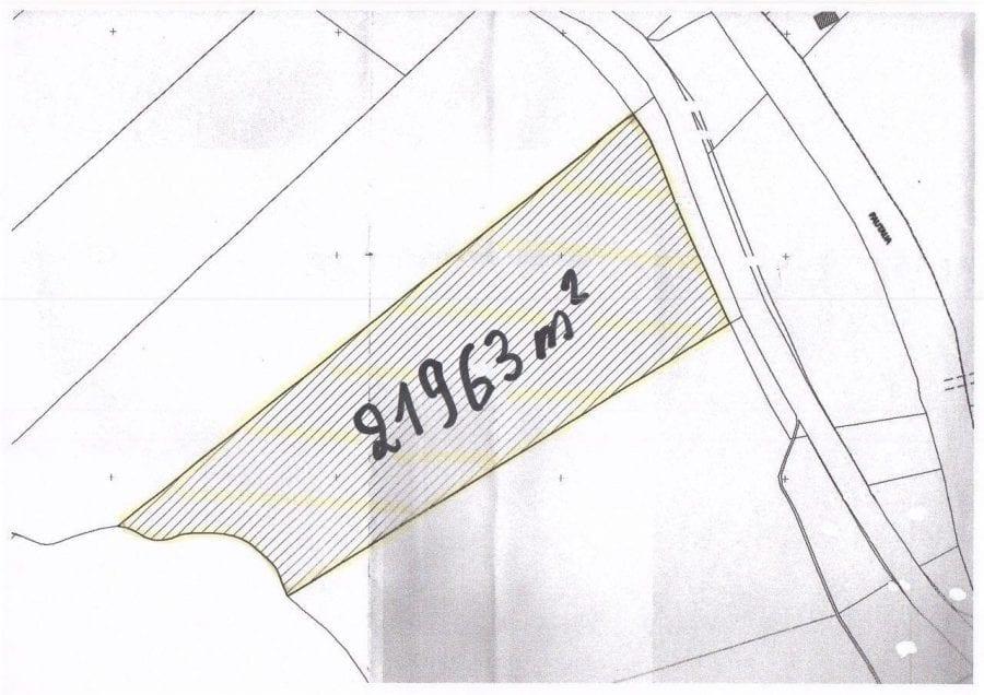 A vendre Papeete parcelle de terre 22777m2