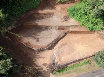 A VENDRE TERRAIN 1160M² HAUTEUR PUNAAUIA (HORS LOTISSEMENT)