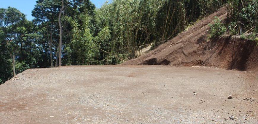 A VENDRE TERRAIN 1160M² HAUTEUR PUNAAUIA, HORS LOTISSEMENT