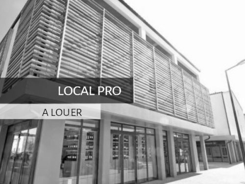 A louer local commercial à Papeete