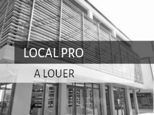 A louer Arue un local commercial 86m²