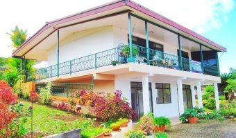 A vendre Maison F4+ à Taravao-Centre
