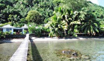 A vendre Pension de famille à la Presqu'île, Tahiti