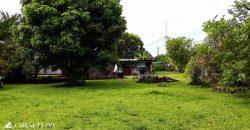 A vendre terrain 1085M2 à Papara