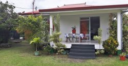 A louer maison F3 (meublée/équipée) à Papara