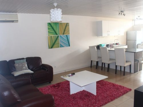A louer bel appartement F3 à Papeete.