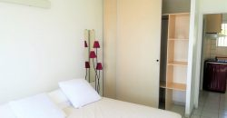 """A louer appartement F2 """"meublé/équipé"""" à Punaauia (Vue Moorea)"""