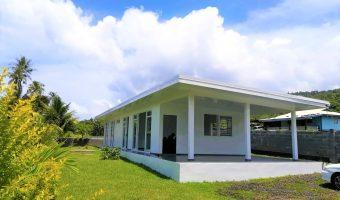 A vendre maison récente F4 à Taravao (Proche toutes commodités)