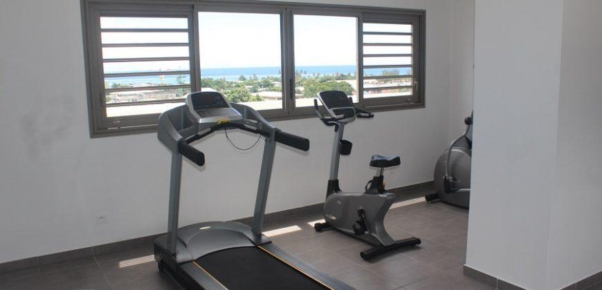 A louer appartement F3 neuf, Résidence neuve, Papeete.