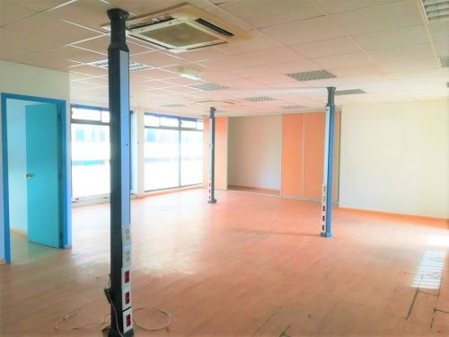 A louer local commercial de 91m² – Centre ville – Papeete