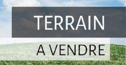 PAEA TERRAIN A VENDRE 1124 m2 VUE MER