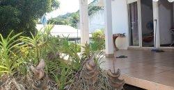 A vendre appartement F4 en Triplex à Punaauia