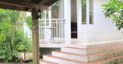 A vendre MAISON à PAPARA -terrain de 2329 m2 C/mer à 100 mètres de la plage