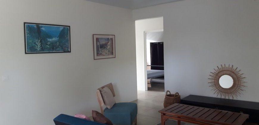 A louer maison F4 – côté mer – Papara