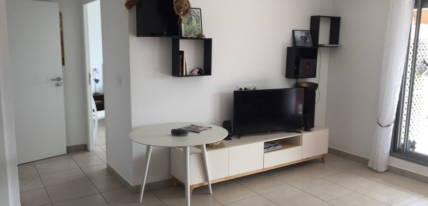 A louer appartement F2 standing (meublé/équipé) à Pirae