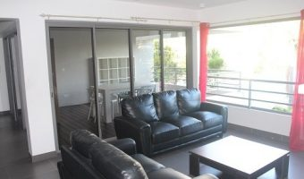 A louer appartement F3 standing Papeete proche CHT.