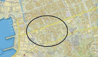 Prix en baisse : A vendre terrain 605 m2 avec maison ancienne proche centre-ville Papeete