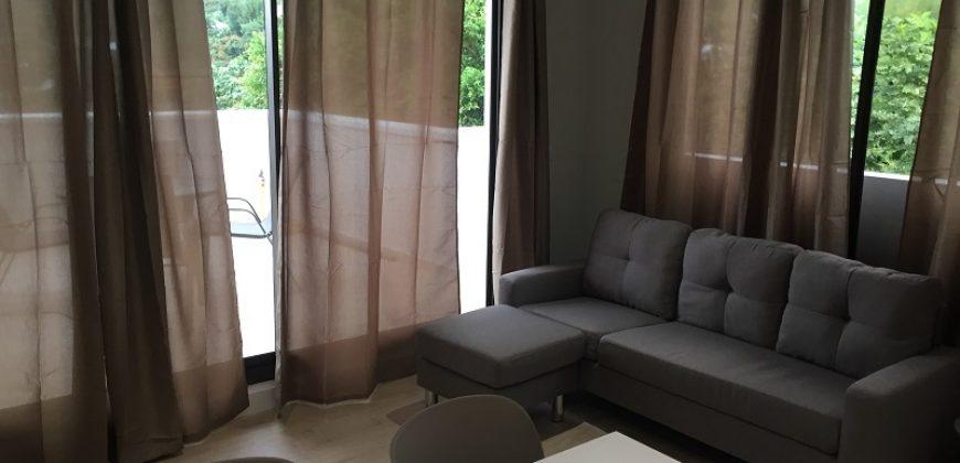 A louer appartement F2 neuf à Pamatai, Faa'a (vue Mer)