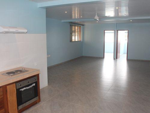 A louer appartement F3 Papeete centre.