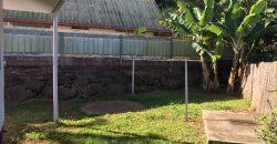 A louer Punaauia – Maison F2 au calme