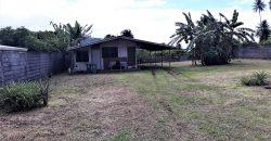 A vendre terrain 1260 m2 à Taravao (Viabilisé-Prêt à construire)