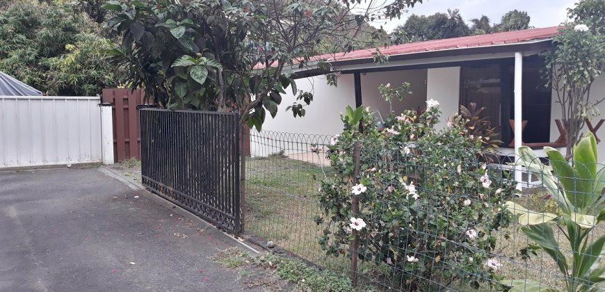 A louer Maison F3 (Meublée/équipée) à Matatia, Punaauia