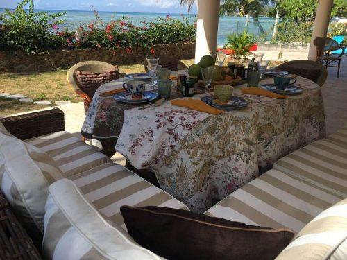 """Villa Prestige """"The Palm Beach"""" MOOREA"""