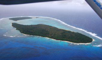 THE PAKEA PRIVATE ISLAND