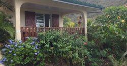 A louer Maison F2 Punaauia / Paea (vue mer)