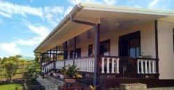 A vendre maison F4 dans une résidence calme et sécurisée sur les hauteurs de TOAHOTU
