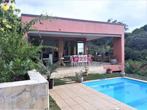 A Vendre Villa F4 moderne + bungalow à Arue (Vue mer)