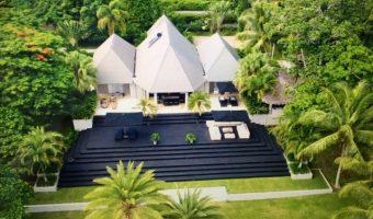 The Mandarind complex luxury Villa Vanuatu