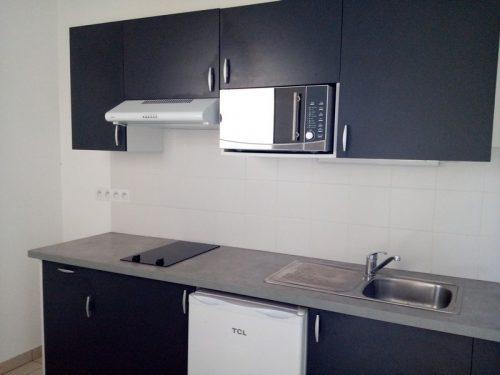 A louer appartement F2 bis dans résidence pour séniors autonomes à Papeete (+ 60 ans)