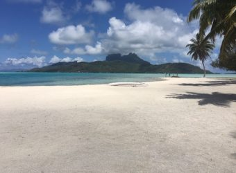 BORA BORA private island