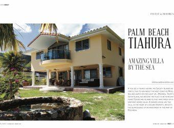 Villa Prestige The Palm Beach Moorea