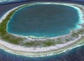 MANUHANGI Private Atoll near NUKUTEPIPI TUAMOTU