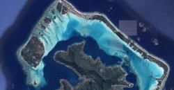 TOOPUA Bora Bora from the Beach to the Mountain 17.517 m2