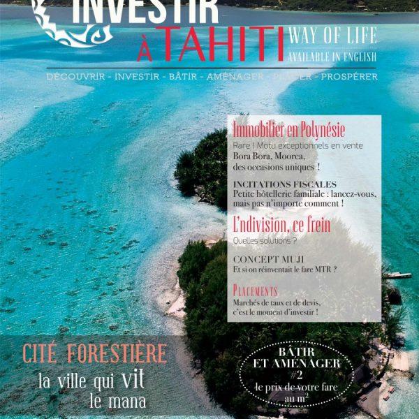 INVESTIR à TAHITI – BORA BORA