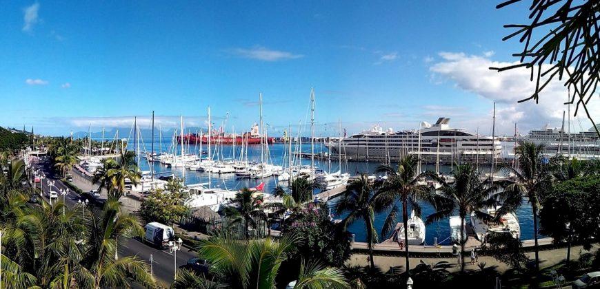 A louer local commercial de 77m² au cœur de Papeete – Front de mer