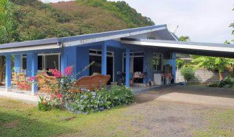 A Louer maison f4 Route de ceinture, Punaauia (Proche Punaruu & toutes commodités)